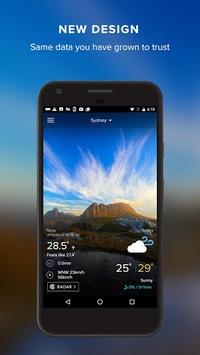 Weatherzone pc screenshot 1
