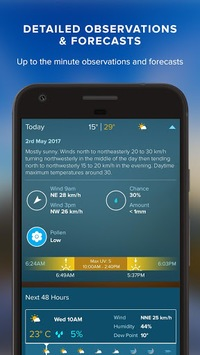 Weatherzone pc screenshot 2