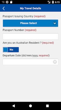 Tourist Refund Scheme pc screenshot 2