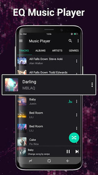 Music Player - Bass Booster - Free Download pc screenshot 1