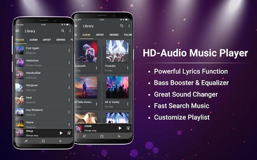 Music Player- Free Music & Mp3 Player pc screenshot 1