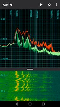 Audizr - Spectrum Analyzer pc screenshot 1