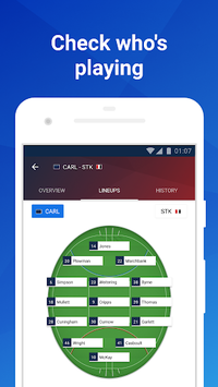 Footy Live: Live AFL scores, stats and news. pc screenshot 2