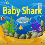 The Baby Shark - Kids song App icon