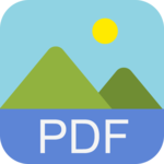 Image to PDF Converter for pc logo