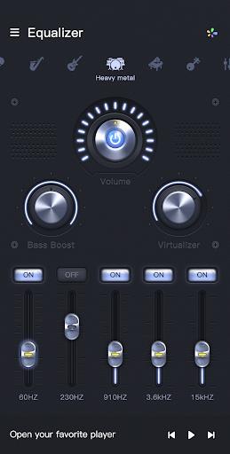 Equalizer & Bass Boost pc screenshot 1
