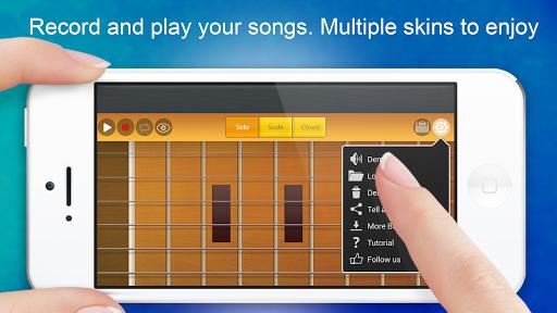 Guitar Solo HD pc screenshot 1