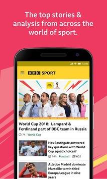 BBC Sport pc screenshot 1