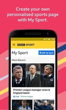 BBC Sport pc screenshot 2
