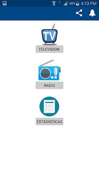 Baseball RD - TV RADIO Live Dominican Republic pc screenshot 2