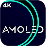 AMOLED Wallpapers | 4K | Full HD | Backgrounds for pc logo