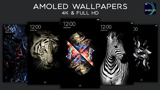 AMOLED Wallpapers | 4K | Full HD | Backgrounds pc screenshot 1