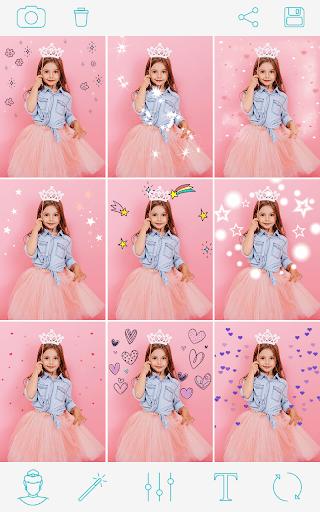 Princess Camera Glitter 👑 PC screenshot 2