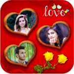 Love Photo frames Collage icon