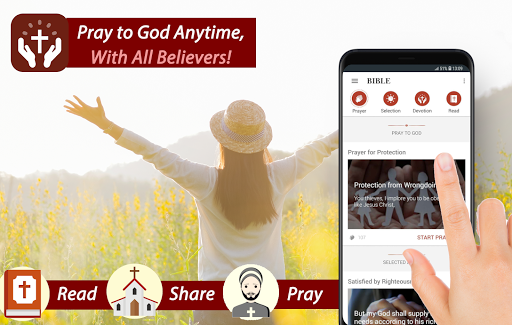 Bible Lite – Prayer, Devotion, Reading for God pc screenshot 1