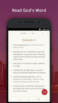 Light Bible: Daily Verses, Prayer, Audio Bible pc screenshot 1