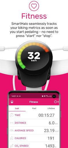 SmartHalo PC screenshot 2