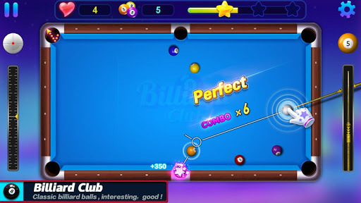 Billiards Club pc screenshot 1