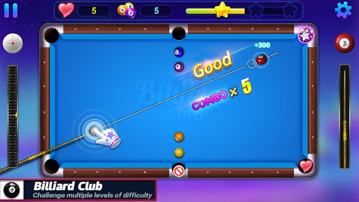 Billiards Club pc screenshot 2