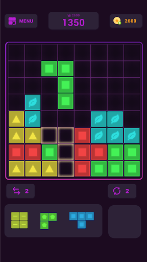 Block Puzzle! Block Puzzle Games & Tetris Games PC screenshot 1