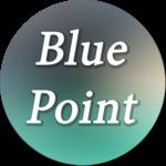 Blue Point - Auto Clicker (NO ROOT) icon