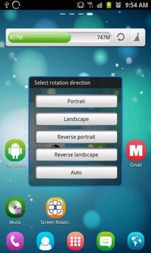 Screen Rotation Control pc screenshot 1