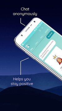 Wysa: stress, depression & anxiety therapy chatbot pc screenshot 1