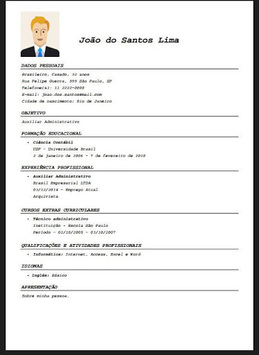 Resume Creator - Free pc screenshot 2