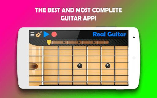 Real Guitar - Guitar Playing Made Easy. pc screenshot 1
