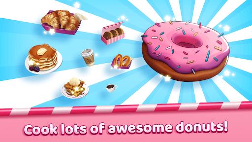 Boston Donut Truck - Fast Food Cooking Game pc screenshot 1