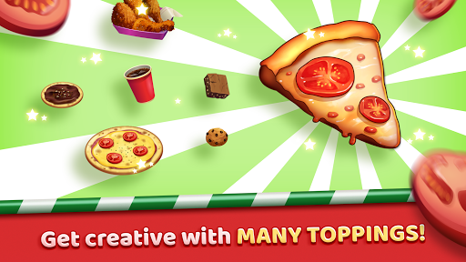 Pizza Truck California - Fast Food Cooking Game pc screenshot 1