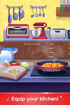 Cookbook Master - Master Your Chef Skills! pc screenshot 1