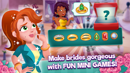 Ellie's Wedding Dash - Time Management Bridal Shop pc screenshot 1