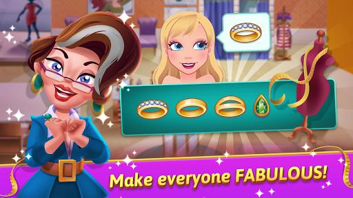 Fashion Salon Dash - Fashion Shop Simulator Game pc screenshot 1