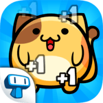Kitty Cat Clicker - Hungry Cat Feeding Game icon