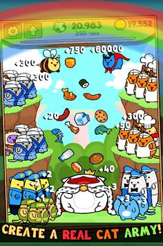 Kitty Cat Clicker - Hungry Cat Feeding Game pc screenshot 1