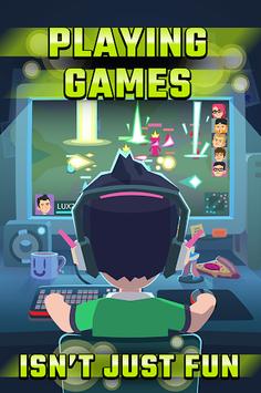 League of Gamers - Be an E-Sports Legend! pc screenshot 1