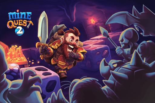 Mine Quest 2 - Mining RPG pc screenshot 1