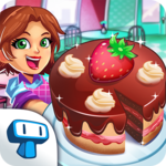 My Cake Shop - Baking and Candy Store Game for pc logo