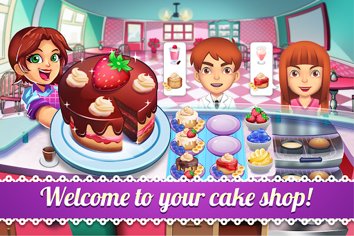 My Cake Shop - Baking and Candy Store Game pc screenshot 1