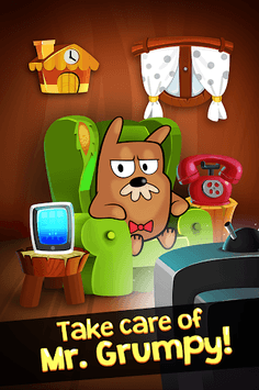 My Grumpy - The World's Moodiest Virtual Pet! pc screenshot 1