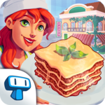 My Pasta Shop - Italian Restaurant Cooking Game icon