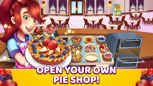 My Pie Shop - Cooking, Baking and Management Game pc screenshot 1