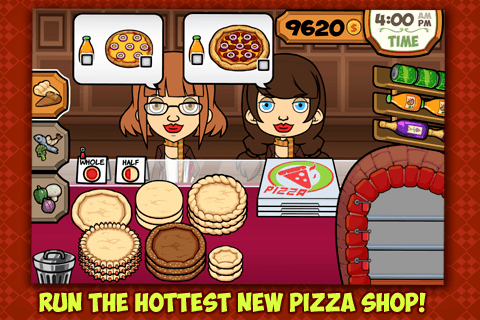My Pizza Shop - Italian Pizzeria Management Game pc screenshot 1
