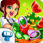 My Salad Bar - Healthy Food Shop Manager icon