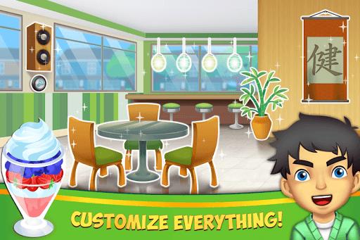 My Salad Bar - Healthy Food Shop Manager pc screenshot 1