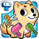 My Virtual Pet Shop - Cute Animal Care Game for pc logo