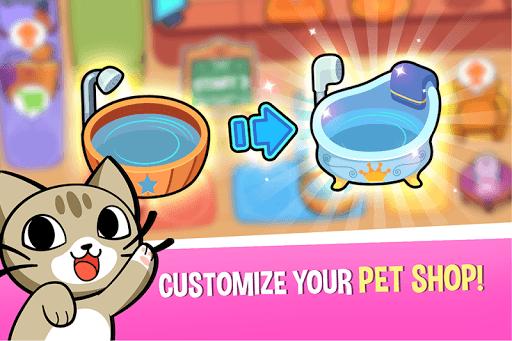 My Virtual Pet Shop - Cute Animal Care Game pc screenshot 1