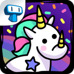 Unicorn Evolution - Fairy Tale Horse Game for pc logo