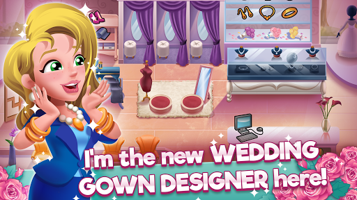 Wedding Salon Dash - Bridal Shop Simulator Game pc screenshot 1